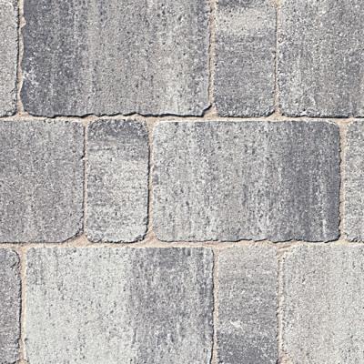 Pflastersteine gerumpelt Granit