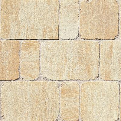 Pflastersteine gerumpelt Sandstein