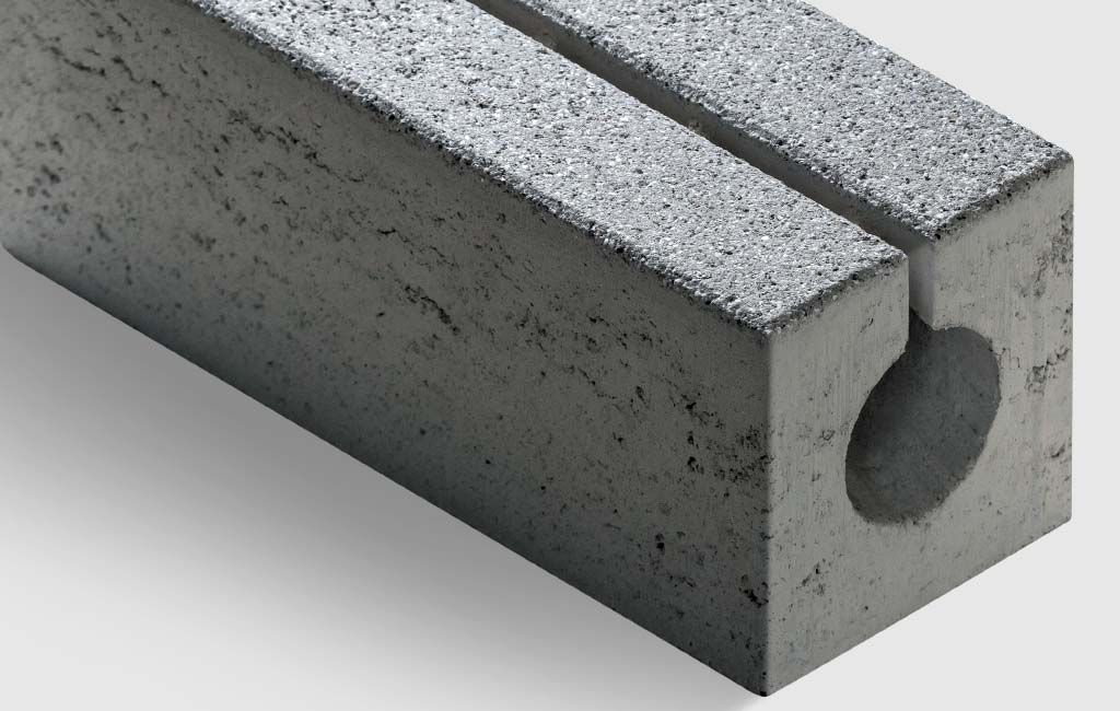 Super huberstein - Schlitzrinnensteine (alt) MA14