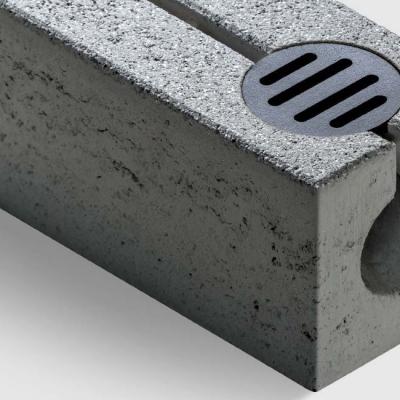 Spülelement granitgrau